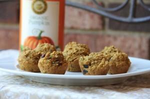 pumpki muffins