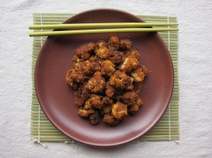 Adina&#039;s crispy cauliflower